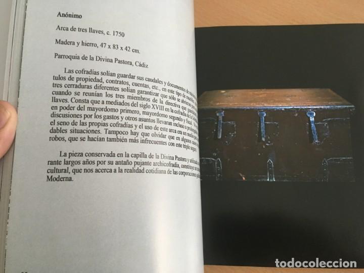 Libros de segunda mano: Pietas Populi Pervivencias. Museo de Cádiz. Año 2012. Bicentenario 1812-2012 - NUEVO - Foto 9 - 163358826