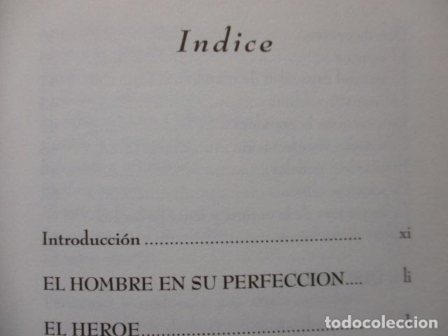 Libros de segunda mano: EL HOMBRE EN SU PERFECCIÓN / BALTASAR GRACIAN / SABER PARA VIVIR / ED. TEMAS DE HOY 1996 - Foto 9 - 163415342