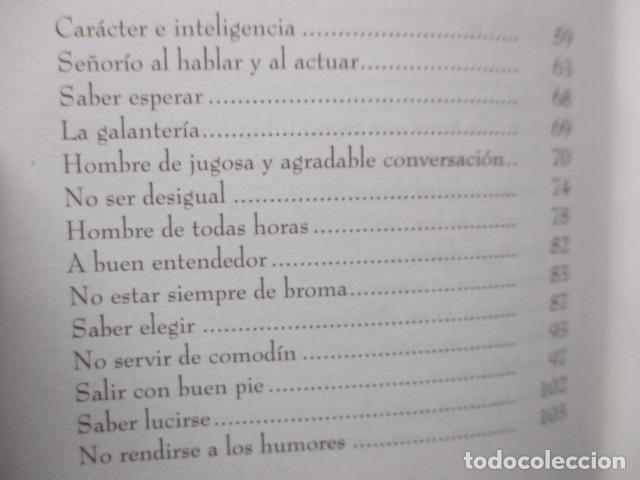 Libros de segunda mano: EL HOMBRE EN SU PERFECCIÓN / BALTASAR GRACIAN / SABER PARA VIVIR / ED. TEMAS DE HOY 1996 - Foto 12 - 163415342