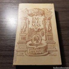 Libros de segunda mano: EMBLEMAS - ALCITATO. Lote 163428265