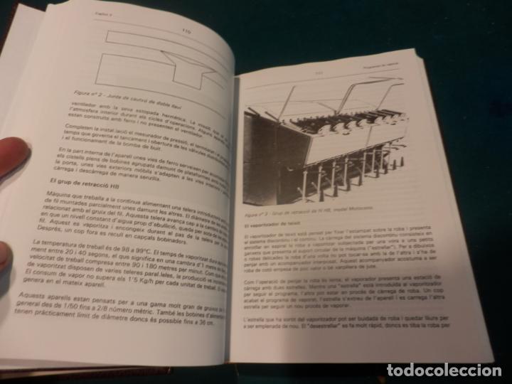 Libros de segunda mano: TISSATGE, ASPECTES DESCRIPTIUS I DANÀLISI EN EL PROCÉS DE TEIXIR + MÈTODES DE TREBALL - 2 LIBROS - Foto 4 - 163442374