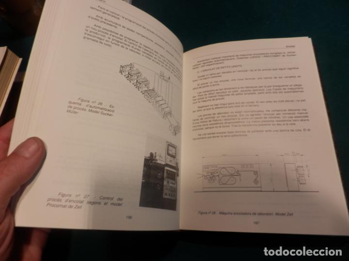 Libros de segunda mano: TISSATGE, ASPECTES DESCRIPTIUS I DANÀLISI EN EL PROCÉS DE TEIXIR + MÈTODES DE TREBALL - 2 LIBROS - Foto 5 - 163442374