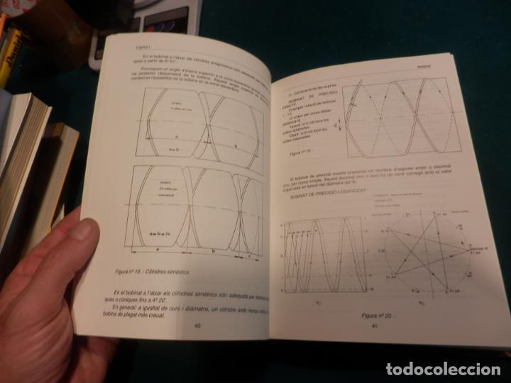 Libros de segunda mano: TISSATGE, ASPECTES DESCRIPTIUS I DANÀLISI EN EL PROCÉS DE TEIXIR + MÈTODES DE TREBALL - 2 LIBROS - Foto 7 - 163442374