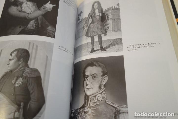 Libros de segunda mano: LOS MASONES. CÉSAR VIDAL. ENIGMAS HISTÓRICOS AL DESCUBIERTO. - Foto 3 - 163457822