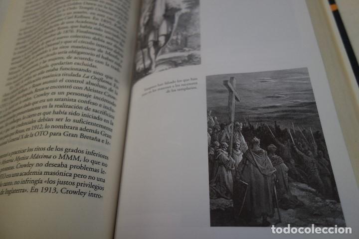 Libros de segunda mano: LOS MASONES. CÉSAR VIDAL. ENIGMAS HISTÓRICOS AL DESCUBIERTO. - Foto 4 - 163457822