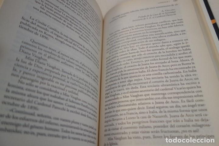 Libros de segunda mano: LOS MASONES. CÉSAR VIDAL. ENIGMAS HISTÓRICOS AL DESCUBIERTO. - Foto 5 - 163457822