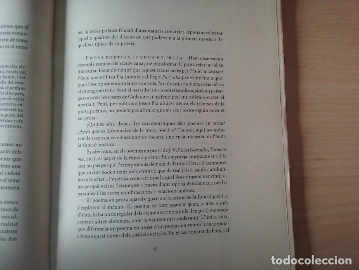 Libros de segunda mano: INTRODUCCIÓ A LA MÈTRICA (1986) - SALVADOR OLIVA - Foto 3 - 163467162