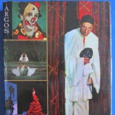 Libros de segunda mano: TEATRO, CIRCO Y MUSIC-HALL. VARIOS AUTORES. . Lote 163476478