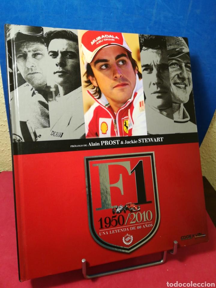 F1 1950/2010 UNA LEYENDA DE 60 AÑOS - CODEX VAL, 2010 (Libros de Segunda Mano - Bellas artes, ocio y coleccionismo - Otros)