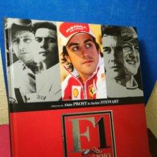 Libros de segunda mano: F1 1950/2010 UNA LEYENDA DE 60 AÑOS - CODEX VAL, 2010. Lote 163476766