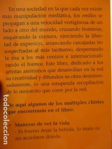 Libros de segunda mano: AUN MAS BESTIA ! LOS CHISTES DE INTERNET. HUMOR ONLINE 2 - Foto 5 - 163516362