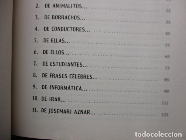 Libros de segunda mano: AUN MAS BESTIA ! LOS CHISTES DE INTERNET. HUMOR ONLINE 2 - Foto 9 - 163516362