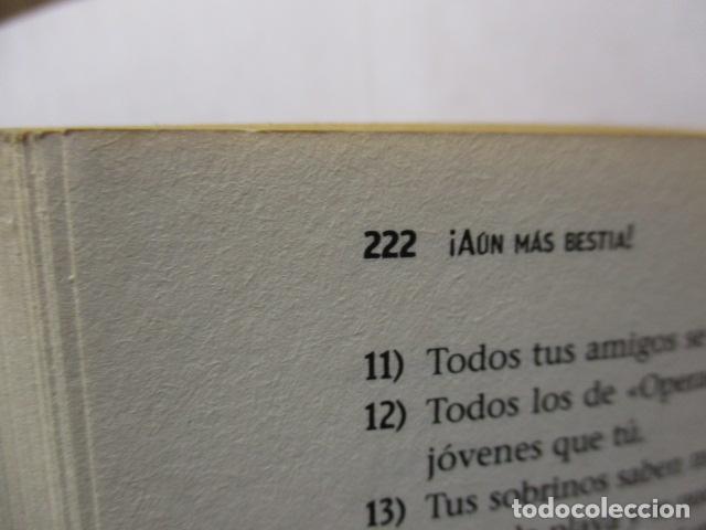 Libros de segunda mano: AUN MAS BESTIA ! LOS CHISTES DE INTERNET. HUMOR ONLINE 2 - Foto 11 - 163516362