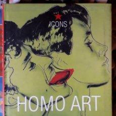 Libros de segunda mano: GILLES NÉRET . HOMO ART. Lote 163556598