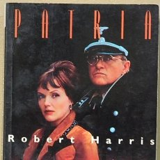 Libros de segunda mano: LMV - PATRIA. ROBERT HARRIS. EDICIONES B. 1996. Lote 163564542