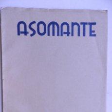Libros de segunda mano: ASOMANTE 1. SAN JUAN DE PUERTO RICO 1955. Lote 163576062