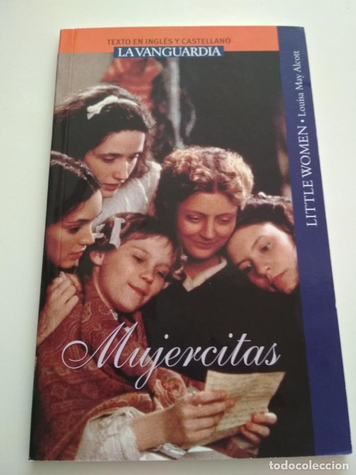 MUJERCITAS INGLÉS CASTELLANO LA VANGUARDIA (Libros de Segunda Mano (posteriores a 1936) - Literatura - Otros)