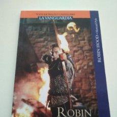 Libros de segunda mano: ROBIN HOOD INGLÉS CASTELLANO LA VANGUARDIA. Lote 163590618