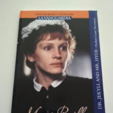Libros de segunda mano: MARY REILLY INGLÉS CASTELLANO LA VANGUARDIA. Lote 163590850