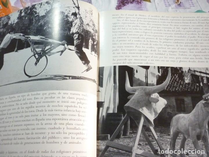 Libros de segunda mano: LIBRO TAUROMAQUIA. EDICIONES NAUTA. FOTOS F. CATALÁ. PRIMERA EDICION 1962 - Foto 6 - 163603830