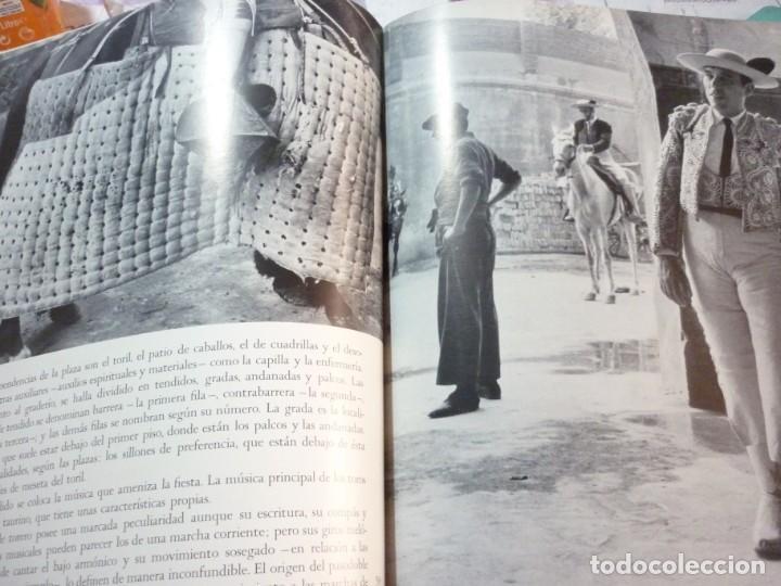 Libros de segunda mano: LIBRO TAUROMAQUIA. EDICIONES NAUTA. FOTOS F. CATALÁ. PRIMERA EDICION 1962 - Foto 13 - 163603830