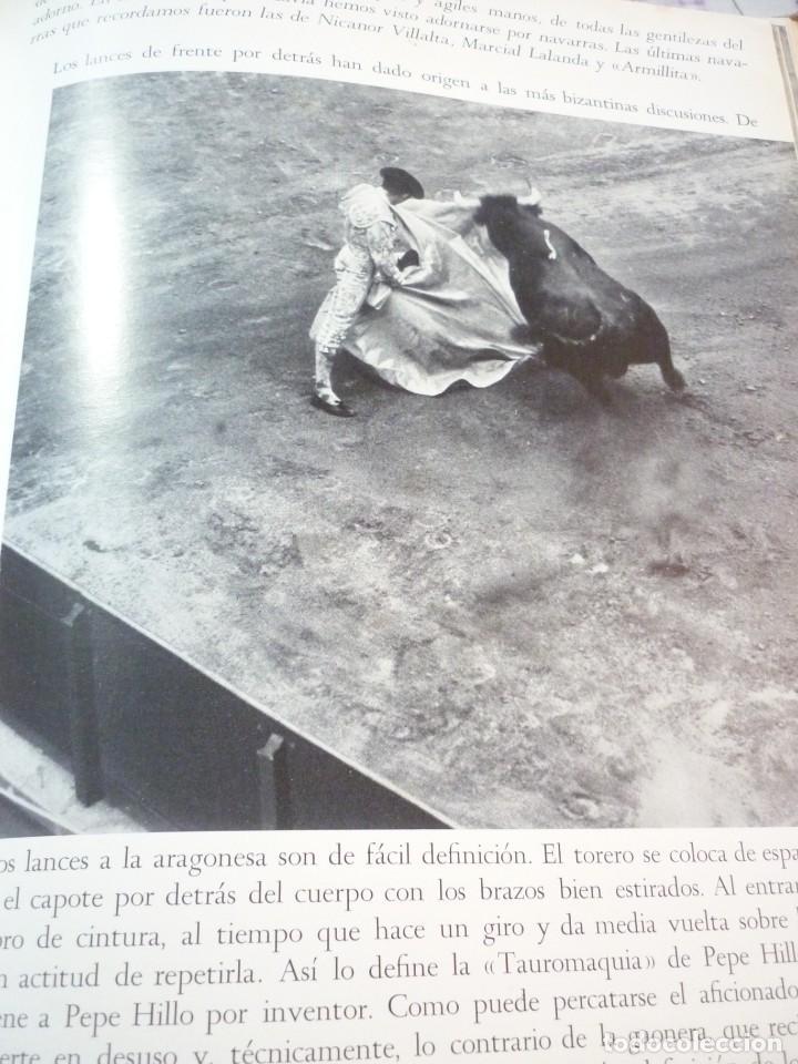 Libros de segunda mano: LIBRO TAUROMAQUIA. EDICIONES NAUTA. FOTOS F. CATALÁ. PRIMERA EDICION 1962 - Foto 15 - 163603830