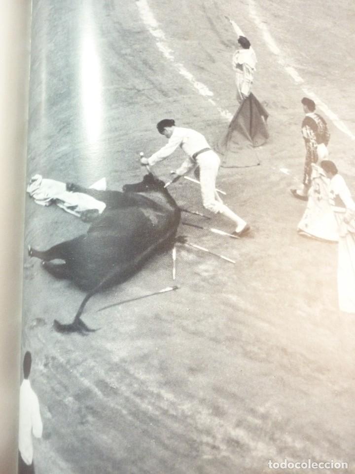 Libros de segunda mano: LIBRO TAUROMAQUIA. EDICIONES NAUTA. FOTOS F. CATALÁ. PRIMERA EDICION 1962 - Foto 16 - 163603830
