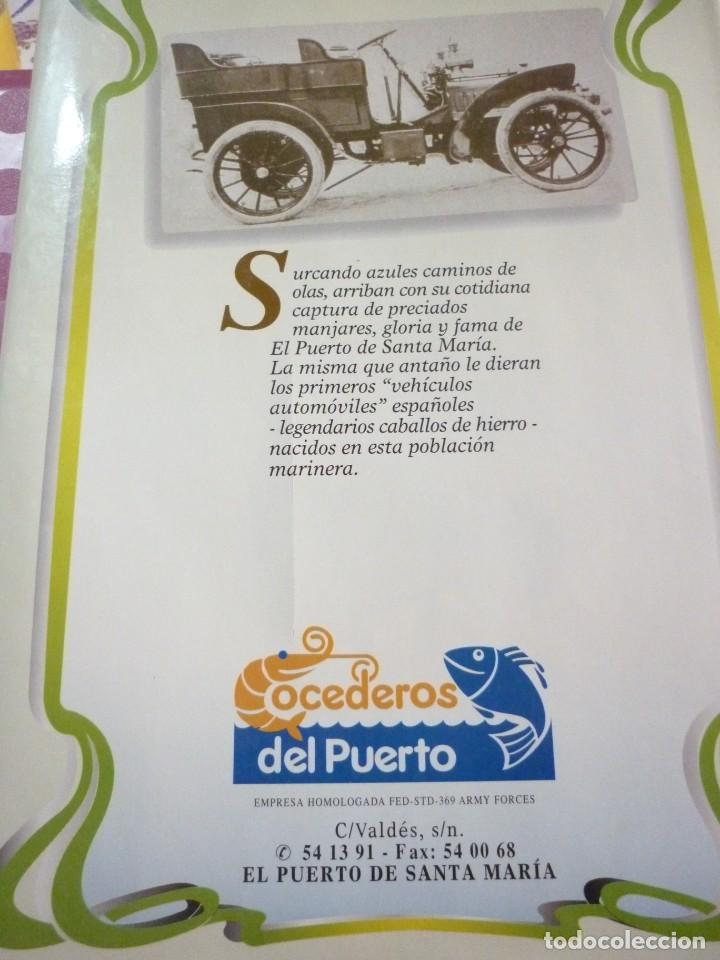 Libros de segunda mano: UN SIGLO DE AUTOMOVILISMO EN ANDALUCIA - Foto 2 - 163604502