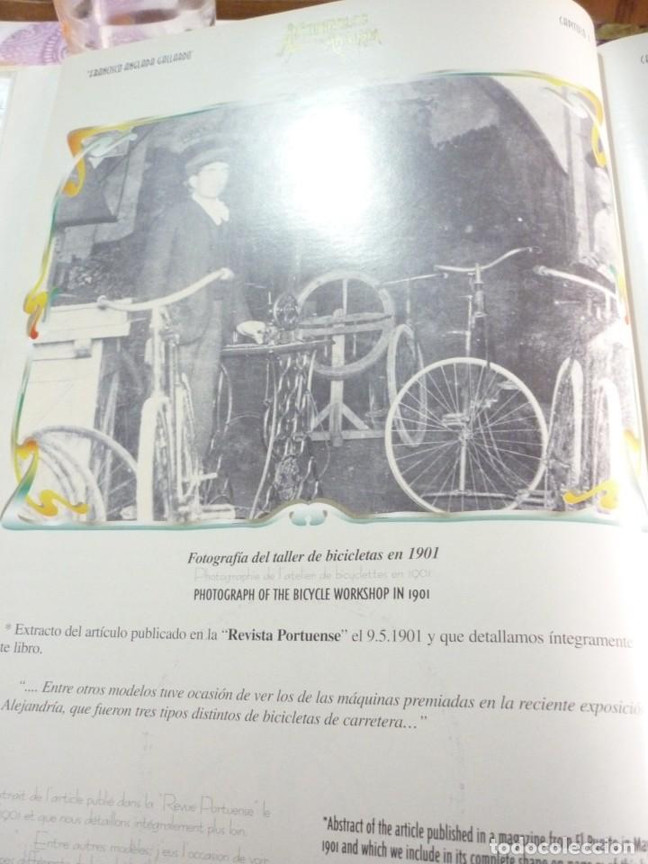Libros de segunda mano: UN SIGLO DE AUTOMOVILISMO EN ANDALUCIA - Foto 6 - 163604502