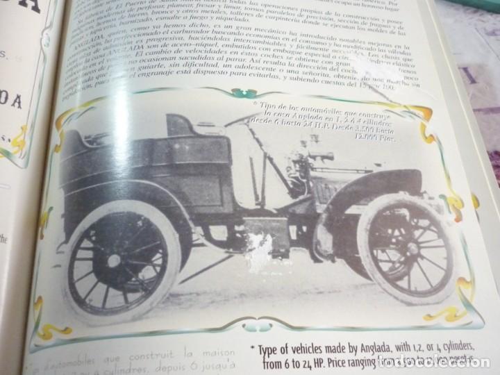 Libros de segunda mano: UN SIGLO DE AUTOMOVILISMO EN ANDALUCIA - Foto 9 - 163604502