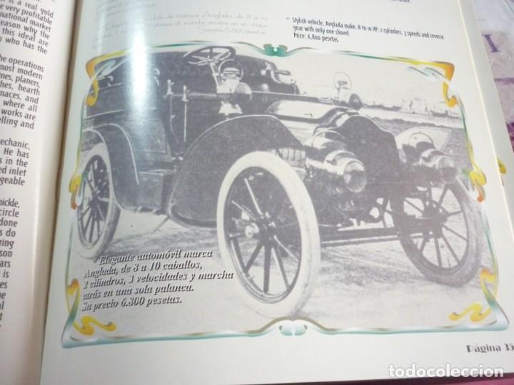 Libros de segunda mano: UN SIGLO DE AUTOMOVILISMO EN ANDALUCIA - Foto 10 - 163604502