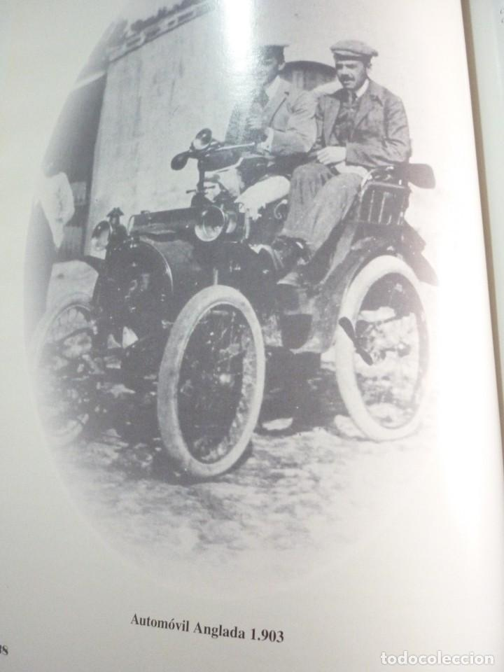 Libros de segunda mano: UN SIGLO DE AUTOMOVILISMO EN ANDALUCIA - Foto 11 - 163604502