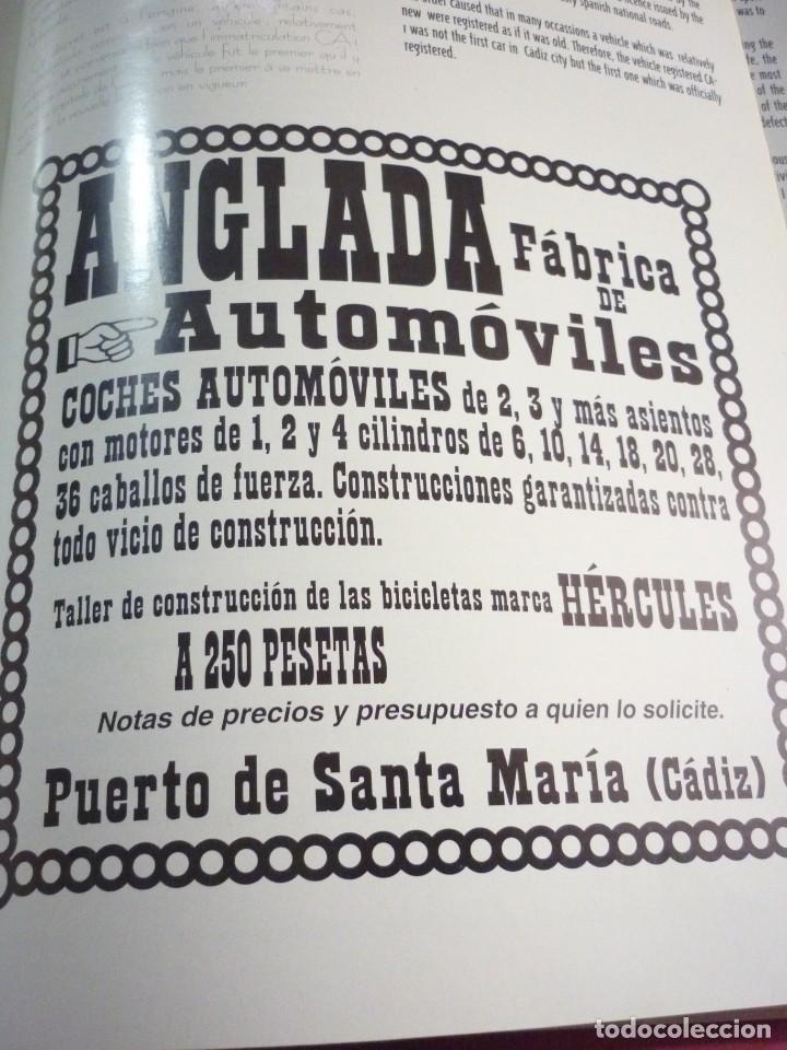 Libros de segunda mano: UN SIGLO DE AUTOMOVILISMO EN ANDALUCIA - Foto 13 - 163604502