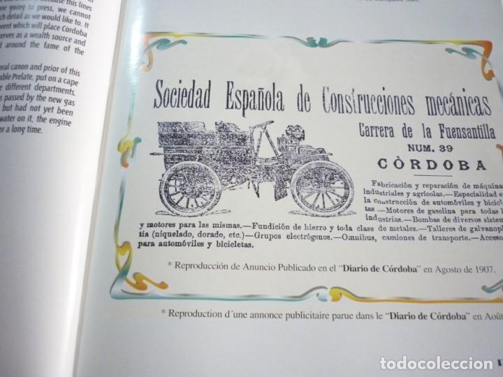 Libros de segunda mano: UN SIGLO DE AUTOMOVILISMO EN ANDALUCIA - Foto 17 - 163604502