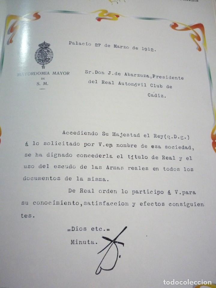 Libros de segunda mano: UN SIGLO DE AUTOMOVILISMO EN ANDALUCIA - Foto 19 - 163604502