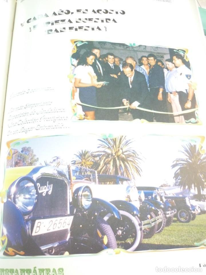 Libros de segunda mano: UN SIGLO DE AUTOMOVILISMO EN ANDALUCIA - Foto 22 - 163604502