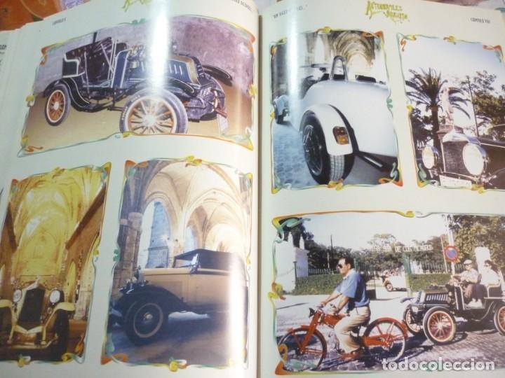 Libros de segunda mano: UN SIGLO DE AUTOMOVILISMO EN ANDALUCIA - Foto 23 - 163604502