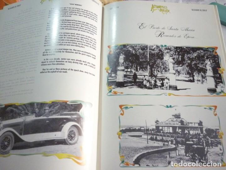 Libros de segunda mano: UN SIGLO DE AUTOMOVILISMO EN ANDALUCIA - Foto 25 - 163604502