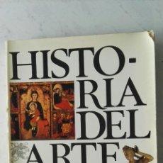 Libros de segunda mano: HISTORIA DEL ARTE VICENS VIVES. Lote 163624454