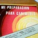 Libros de segunda mano: MI PREPARACION PARA GANIMEDES - YOSIP IBRAHIM. Lote 163627778