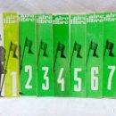 Libros de segunda mano: 9 PRIMEROS CUADERNOS PROEL, AIRE LIBRE. EDITADOS POR LA OJE. MEDIADOS S. XX. VER DESCRIPCIÓN.. Lote 163707546