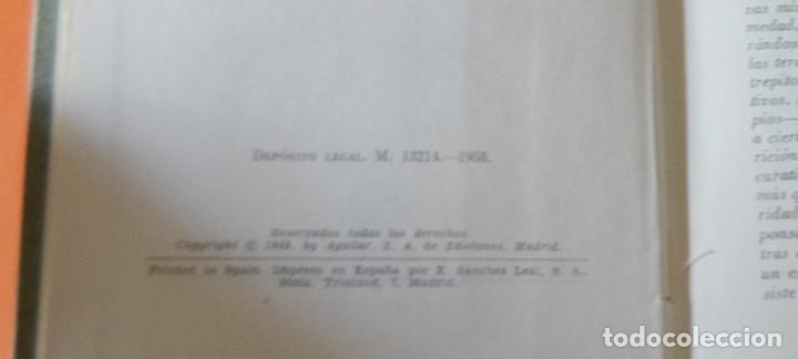 Libros de segunda mano: ANTOLOGIA DEL HUMOR - 1958 1959 - AGUILAR - Foto 4 - 163710242