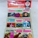 Libros de segunda mano: COLECCIÓN EN 25.000 PALABRAS DE BRUGUERA. QUINTA SERIE 1ª EDICIÓN 1975. 12 NÚMEROS EN FUNDA ORIGINAL. Lote 163725066