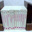 Libros de segunda mano: COLECCIÓN EN 25.000 PALABRAS DE BRUGUERA. TERCERA SERIE, 1ª EDICIÓN 1975. 12 NÚMEROS.. Lote 163725450