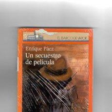 Libros de segunda mano: UN SECUESTRO DE PELÍCULA -ENRIQUE PÁEZ - SEGUNDA MANO. Lote 49518816