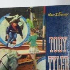 Libros de segunda mano: TOBY TYLER DISNEY GAISA. Lote 163778326