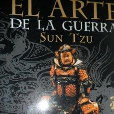 Libros de segunda mano: EL ARTE DE LA GUERRA. SUN TZU.. Lote 163855562