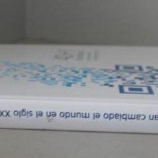 Libros de segunda mano: LIBRO: 40 + 1 INNOVADORES QUE HAN CAMBIADO EL MUNDO EN EL SIGLO XXI - BBVA. Lote 163859826