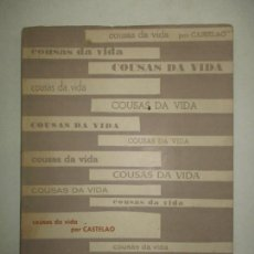 Libros de segunda mano: COUSAS DA VIDA. 1. CASTELAO. 1961. PRIMERA EDICIÓN.. Lote 163943838