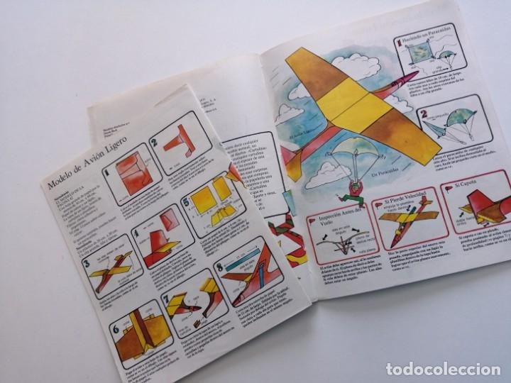 Libros de segunda mano: Cómo hacer modelos de aviones - 2 ejemplares - Fotos adicionales - Foto 29 - 127562619